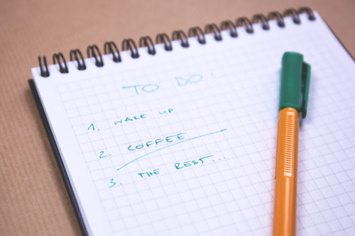 Throw Away Your To-Do List
